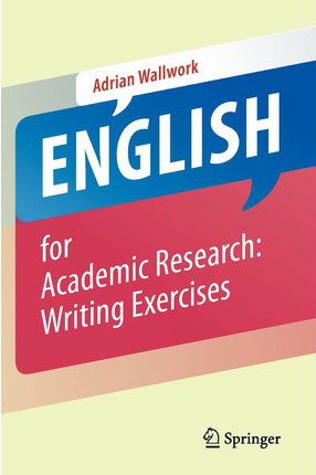 English for Academic Research Writing Exercises - 2013