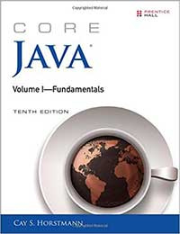 Core Java, Volume I Fundamentals
