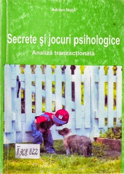 Secrete Si Jocuri Psihologice