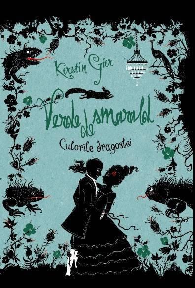 Culorile dragostei - vol.3, Verde de smarald