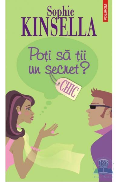 Poti sa tii un secret