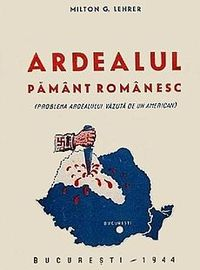 Ardealul pamant romanesc